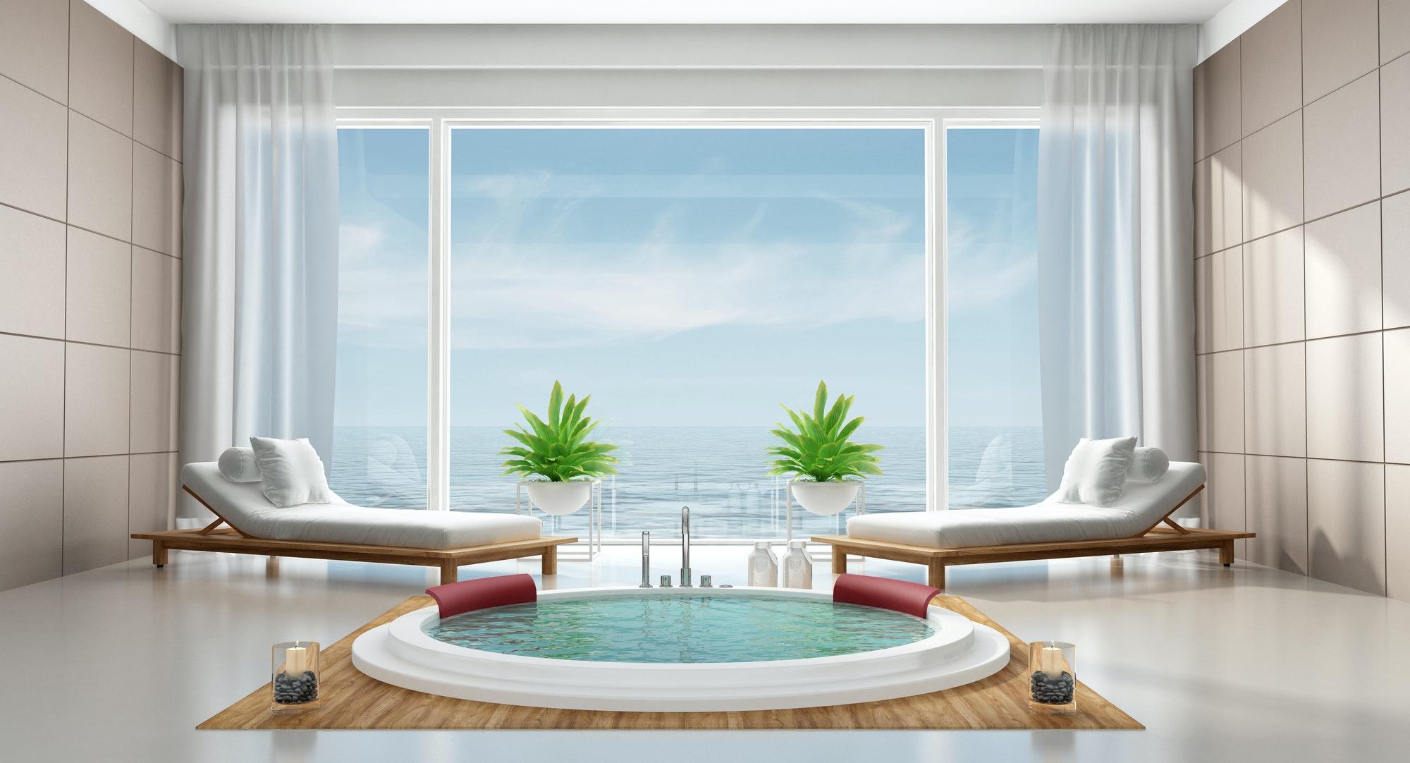 Reformas baños Baño moderno de lujo
